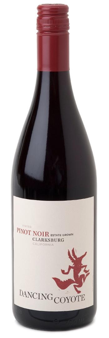 Pinot Noir Dancing Coyote Wines